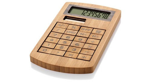 Bamboe calculator